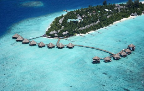 Adaaran Beach Water Villas Maldives feature image