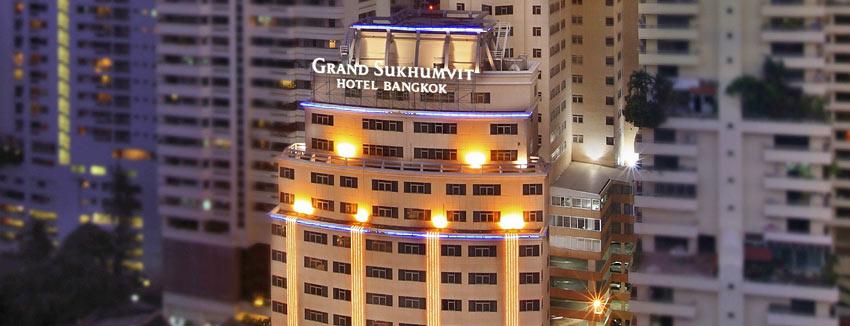 Grand Sukhumvit  Aetas Bangkok