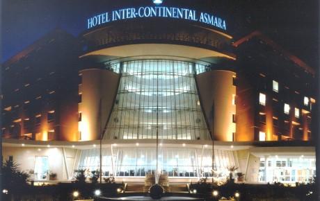 Hotel Intercontinental, Mauritius