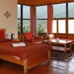 Meri Phuensum cottage room