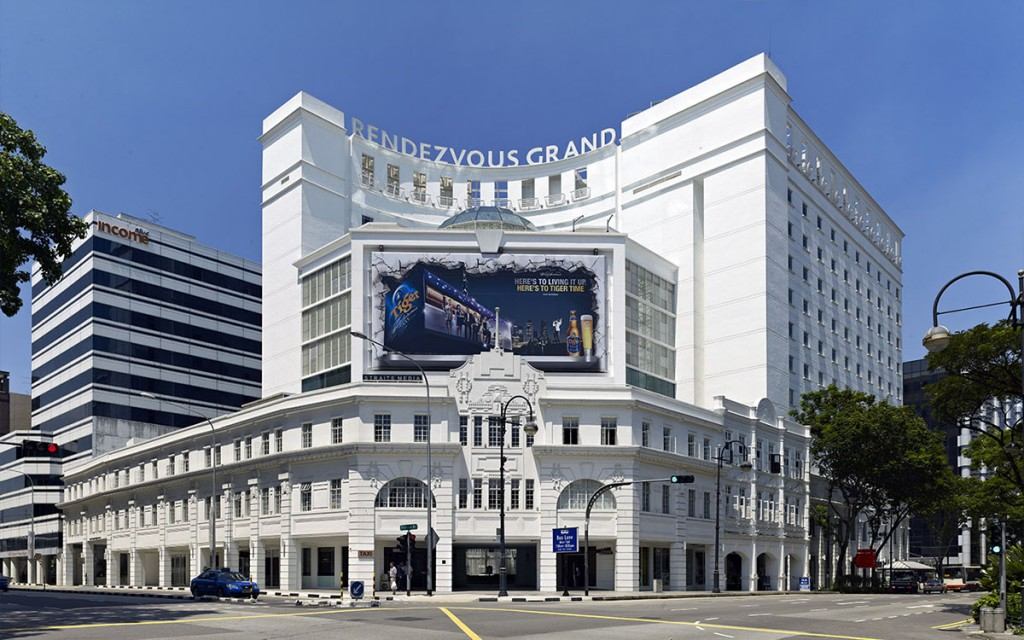 Rendezvous Hotel OR Similar