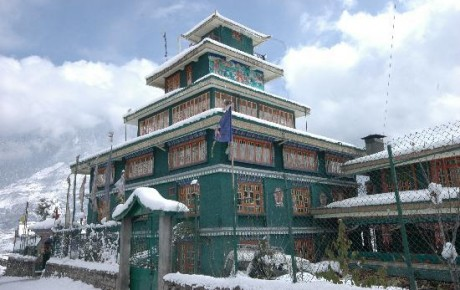 Sikkim continential