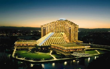 Surfers Paradise Marriott Resort . Jupiters Casino