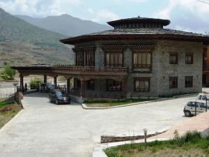 Tashi namgay resort